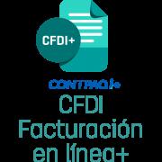 CONTPAQi® CFDI Facturación en línea + logo