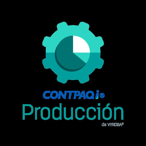 CONTPAQi® Producción logo