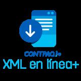 CONTPAQi® XML en línea logo
