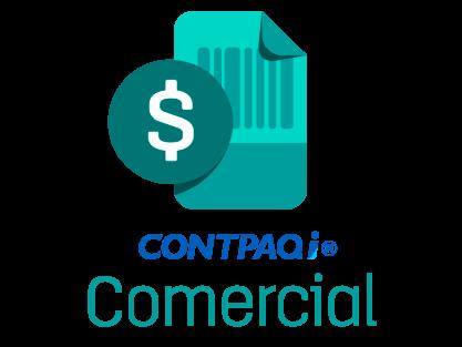CONTPAQi® Comercial Logo