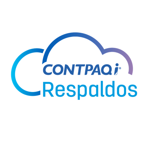 CONTPAQi® Respaldos logo
