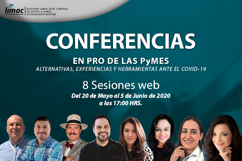 conferencias limac mayo 2020