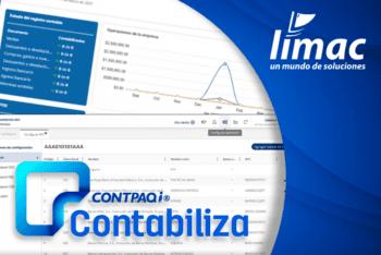 CONTPAQi® Contabiliza: El mejor software en la nube para contadores.